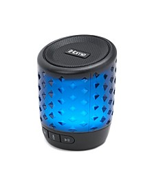 Color Changing iBT81B Portable Bluetooth Smart Speaker