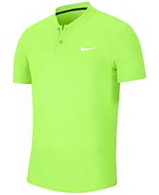 Men's Court Dry Blade-Collar Tennis Polo