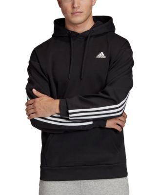 adidas 3 stripes pullover