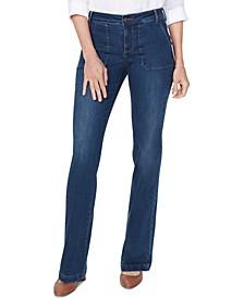 Modern Utility Trouser Jeans