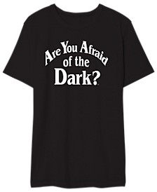 Are You Afraid Men's Graphic T-Shirt