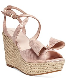 Thelma Wedge Sandals