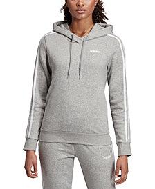 adidas Women's Essentials 3-Stripe Hoodie