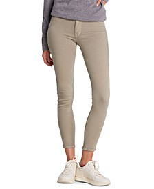 Barbara Cropped Skinny Jeans