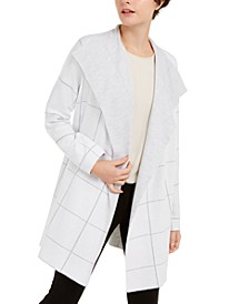 Organic Oversized Cardigan, Created For Macy's