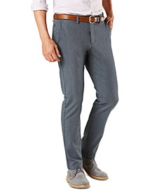 Men's Slim-Fit Smart 360 Flex 4-Way Stretch Twill Chinos