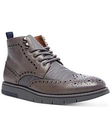 Men's Botine Wingtip Boots