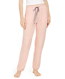 Haven French Terry Jogger Pajama Pants, Online Only