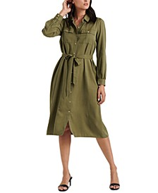 Chelsea Utility Shirtdress