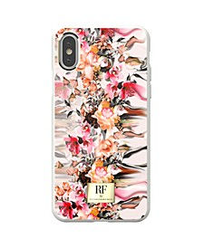 Marble Flower Case for iPhone XS Max