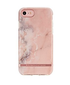 Pink Marble case for iPhone 6/6s, 7 and 8