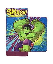 "Hulk Smash 20"" x 46"" Nap Mat"