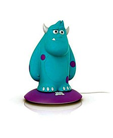 Disney Monsters Incorporation Sulley Soft Pals Kid Portable Nightlight Friend