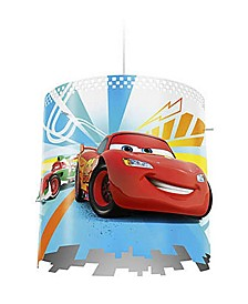 Disney Pixar Cars Mcqueen Kids Ceiling Suspension Light Lampshade Only