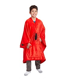 Spiderman Children's Wearable Blanket