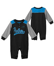 Baby Carolina Panthers Scrimmage Coverall