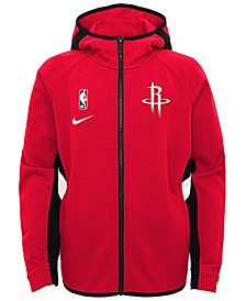 Big Boys Houston Rockets Showtime Hooded Jacket