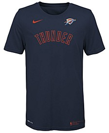 Big Boys Oklahoma City Thunder Facility T-Shirt