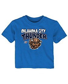 Baby Oklahoma City Thunder Basic Logo T-Shirt