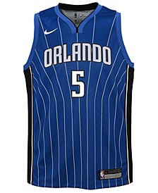 Big Boys Mohamed Bamba Orlando Magic Icon Swingman Jersey