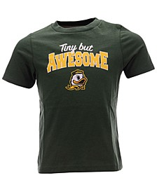 Toddlers Oregon Ducks Tiny But Awesome T-Shirt
