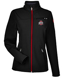 Spyder Women's Ohio State Buckeyes Transport Soft Shell Jacket