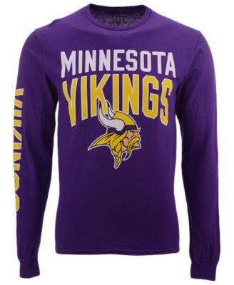 Authentic NFL Apparel Men's Minnesota