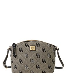 Dooney & Bourke Suki Crossbody (Black)