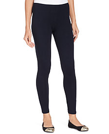 HUE® Women's  Cotton Leggings, Created for Macy's