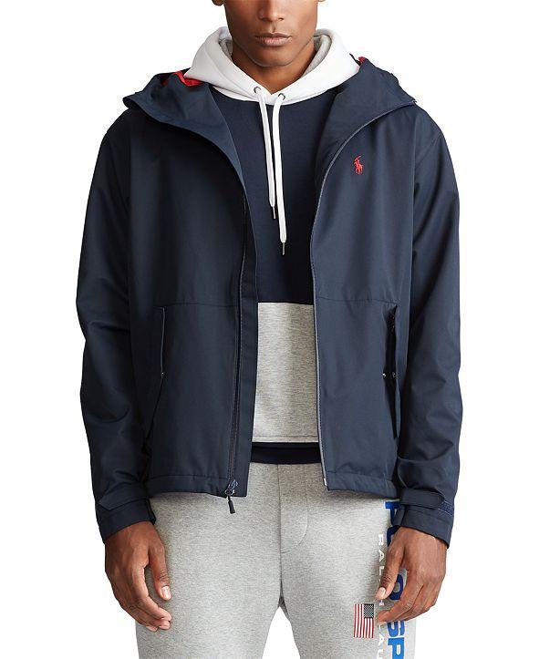 Polo Ralph Lauren Men's Hooded Jacket