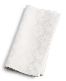 New York Spade Flower Napkin
