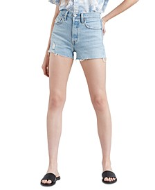 501 Cutoff Denim Shorts