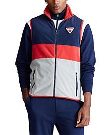 Men's Polo Shield Fleece Vest