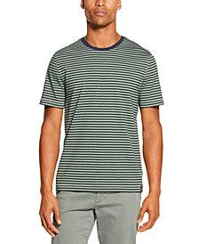 DKNY Men's Feeder Stripe T-Shirt