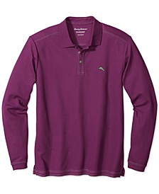 Men's Big & Tall Emfielder 2.0 Solid Polo Shirt