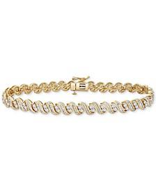 Diamond Tennis Bracelet (2 ct. t.w.) in 10k Gold
