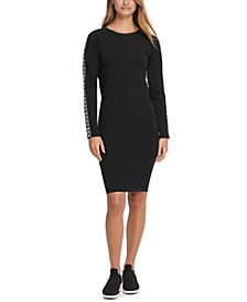 Logo Bodycon Dress