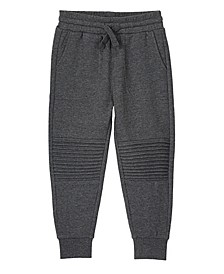 Toddler, Little and Big Boys Heritage Trackpant