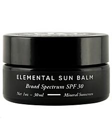 Elemental Sun Balm SPF 30, 1 oz