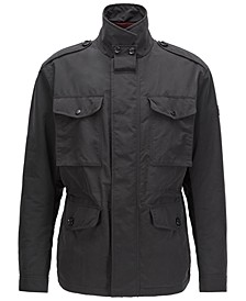 BOSS Men's Colano Water-Repellent Field Jacket