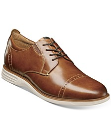 Men's New Haven Cap Toe Oxfords