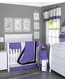 13 Piece Crib Bedding Set