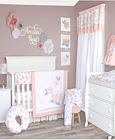 13 Piece Crib Bedding Set