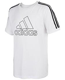 Big Boys Cotton Ringer T-Shirt