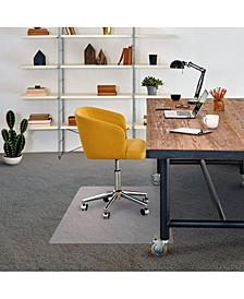 Ecotex Enhanced Polymer Rectangular Chair Mat
