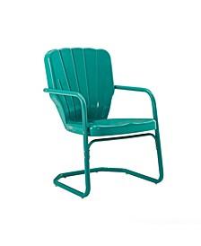Ridgeland Metal Chair Set Of 2