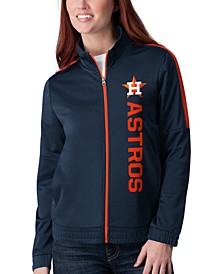 Women's Houston Astros Team Track Jacket