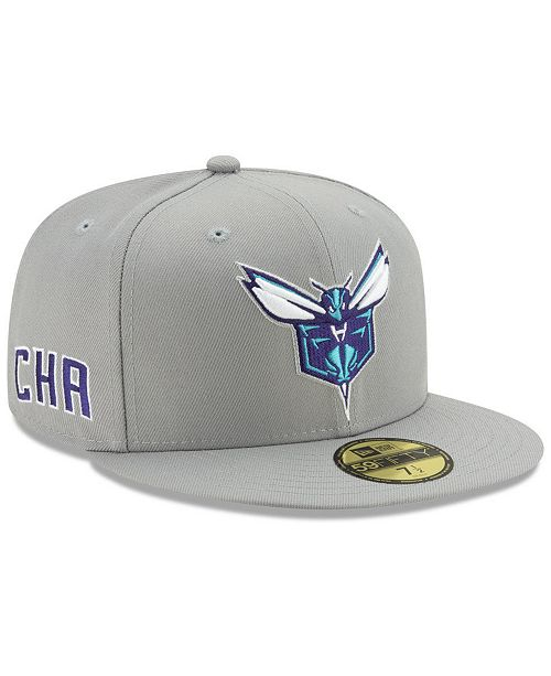 New Era Charlotte Hornets City Series 59FIFTY Fitted Cap
