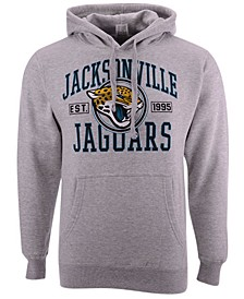 Men's Jacksonville Jaguars Established Hoodie