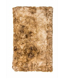 "Faux Fur Throw 50"" x 70"""
